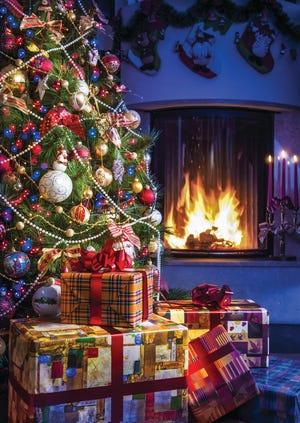 Christmas Home Tour plans