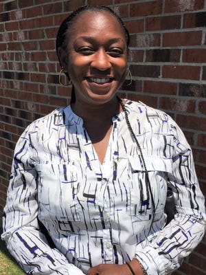 Mahogani Thompkins has been working at the Sampson Correctional Institution for eight years.