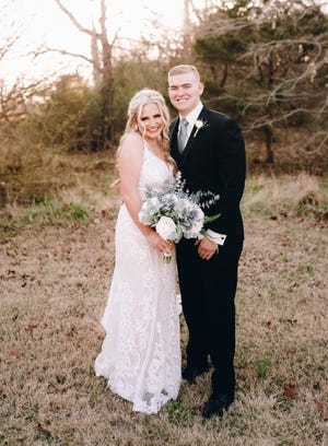 Allison and Justin Odom