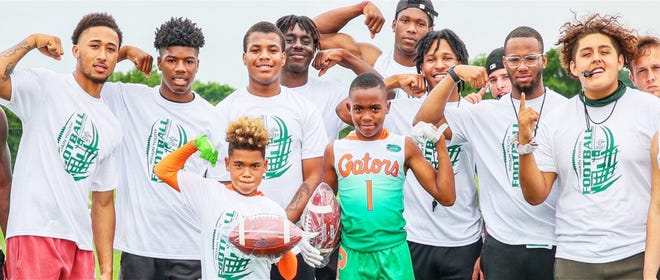 Waxahachie High School held its youth football summer camp last week. Waxahachie ISD has several summer sports camps scheduled throughout the month of June.