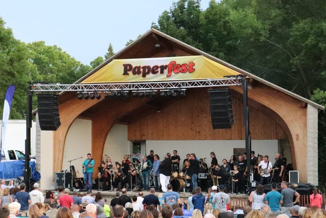 Paperfest comes back to celebrate the Combined Locks centennial July 15-18.