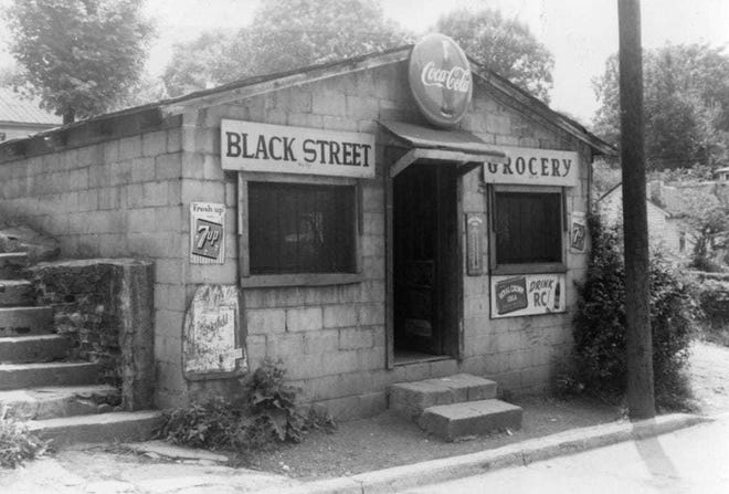 The Black Street Grocery had been located near the Beulah Chapel Holiness Church, not far from Fair Grocery on South French Broad Avenue in Southside.