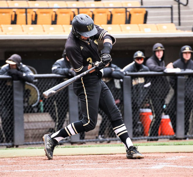 Drew Devine, a Marshall High graduate, recently finished his senior year at Western Michigan University after being named First-Team All-Mid-American Conference.