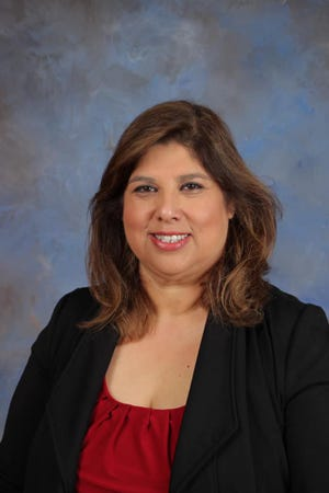 Anna Fuentes is the principal of Paul R. Haas Middle School. She was recognized by the Texas Association of Secondary School Principals as the Region 2 Middle School Principal of the Year for 2021-2022.