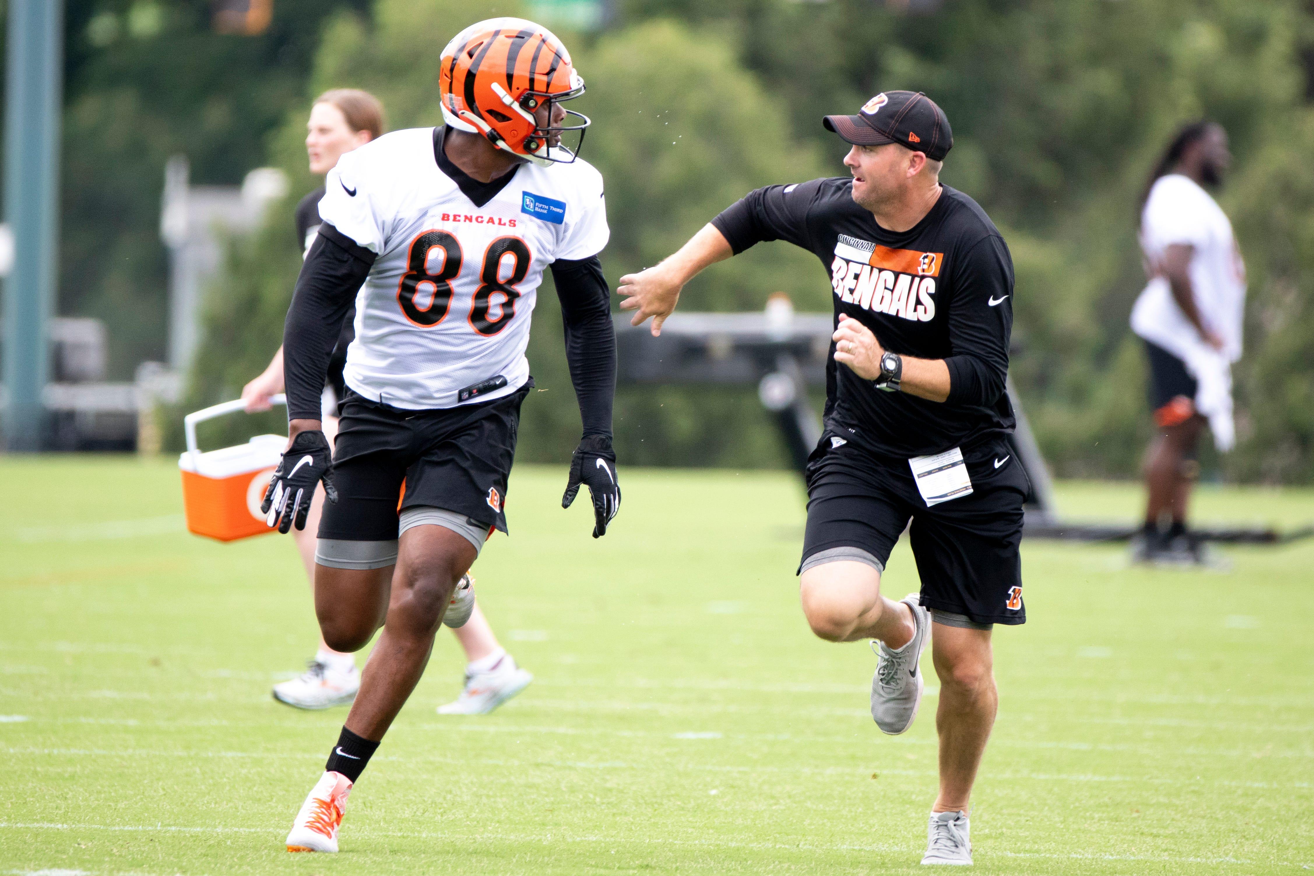 Watch: Cincinnati Bengals head coach Zac Taylor talks Week 3 of OTAs