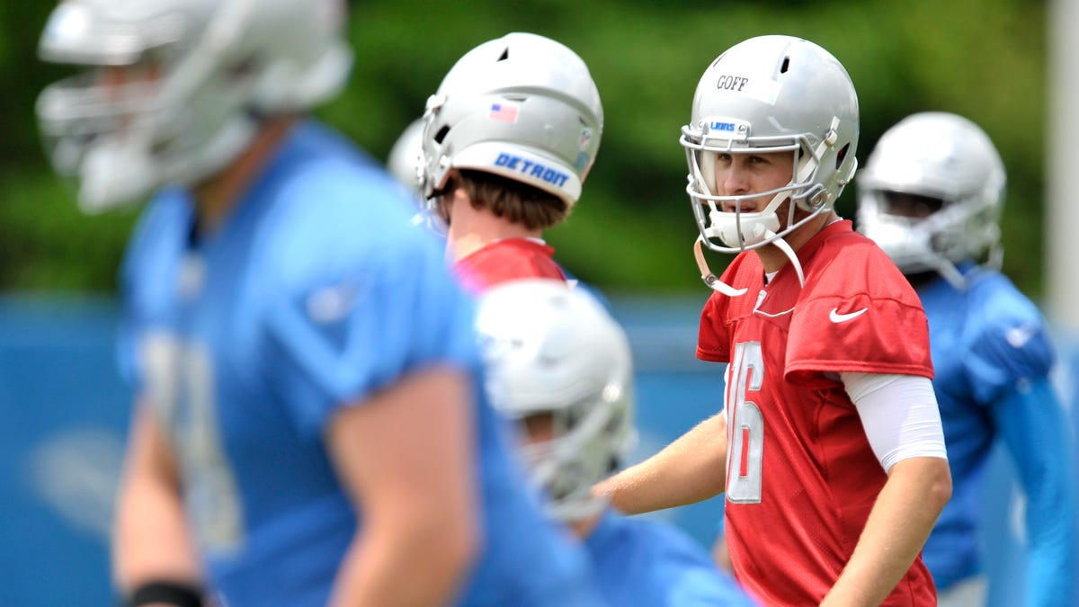 Lions hope change, chip on shoulder will fuel another Jared Goff turnaround 2