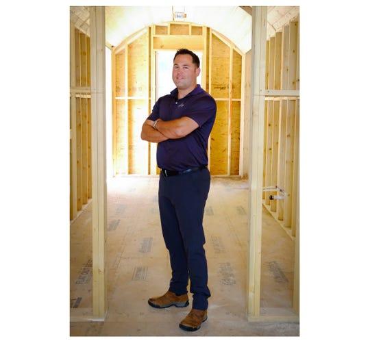 Drew Hamblen, Fairview Custom Homes, Builder of the Year