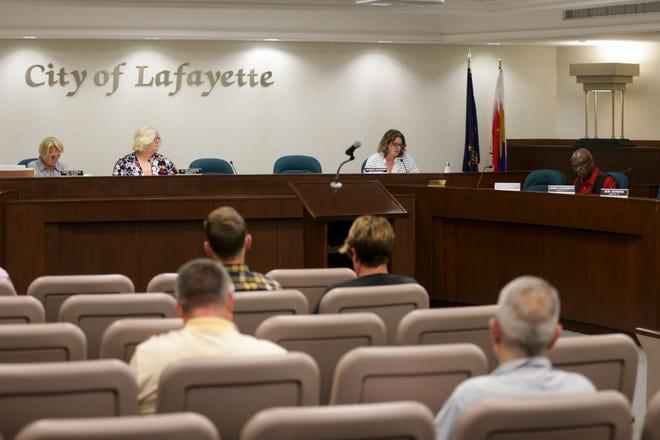 FILE: Lafayette City Council