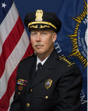 """Donald """"Don"""" Crowe, 56, will now serve as the Assistant Chief of Police of the Memphis Police Department. Crowe was selected for the role by incoming Chief of Police Cerelyn """"CJ"""" Davis."""
