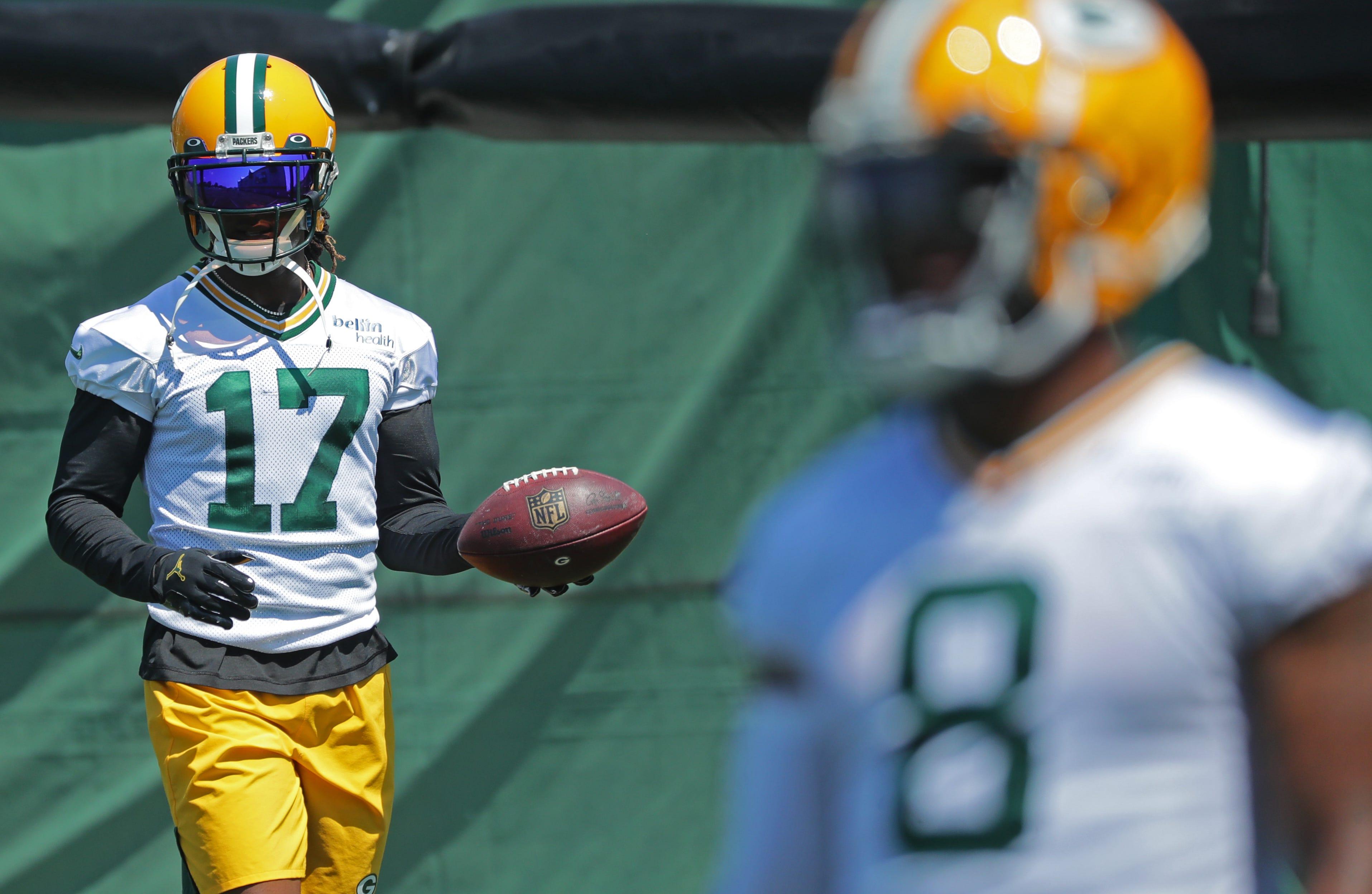 Green Bay Packers receiver Davante Adams shifts contract focus to guaranteed money