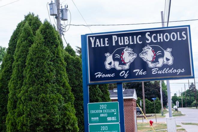 Yale Public Schools Superintendent Ken Nicholl will officially retire July 31.