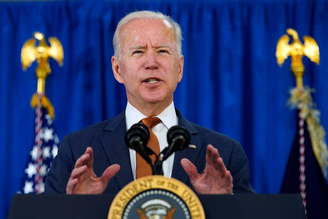 The Biden administration has completed a 100-day review of supply chains and will form a task force to address the bottlenecks in the semiconductor, construction, transportation and agriculture sectors.