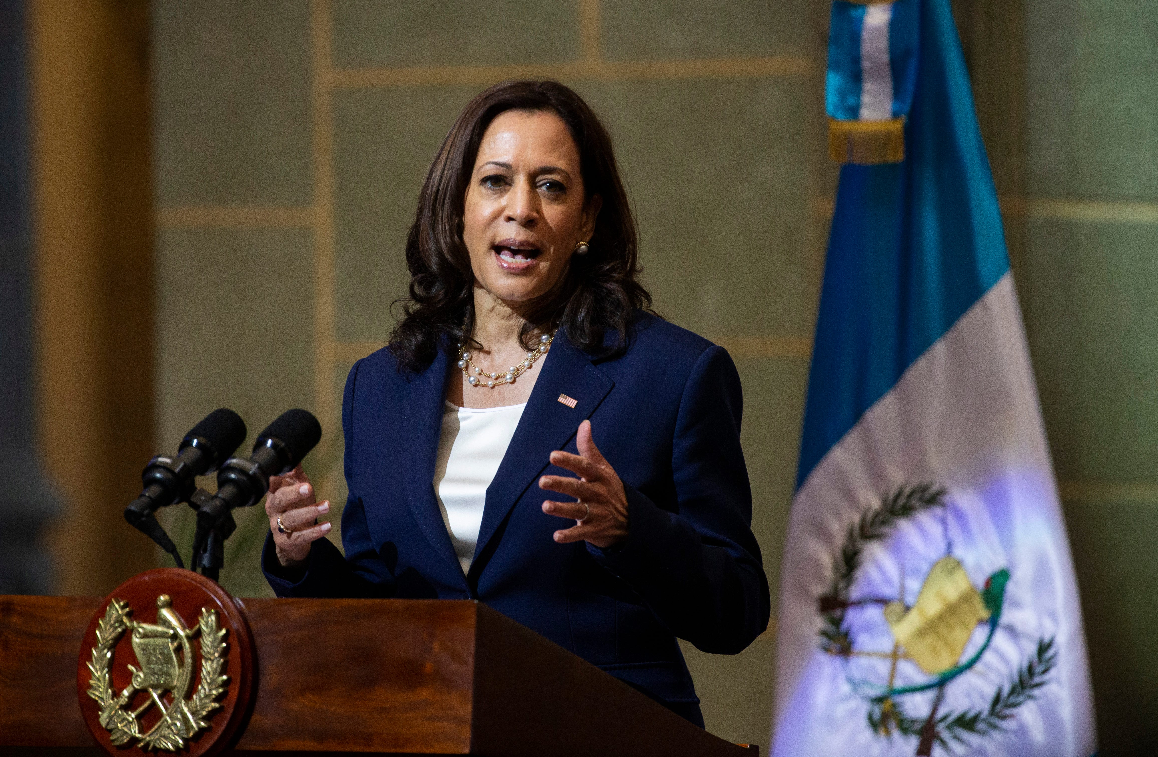Vice President Kamala Harris, tasked with stemming migrant flow, will visit US-Mexico border Friday