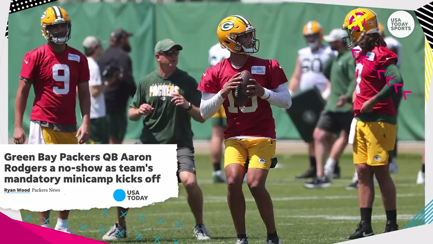 'It's a prayer': Packers holding out hope for an eventual Rodgers return