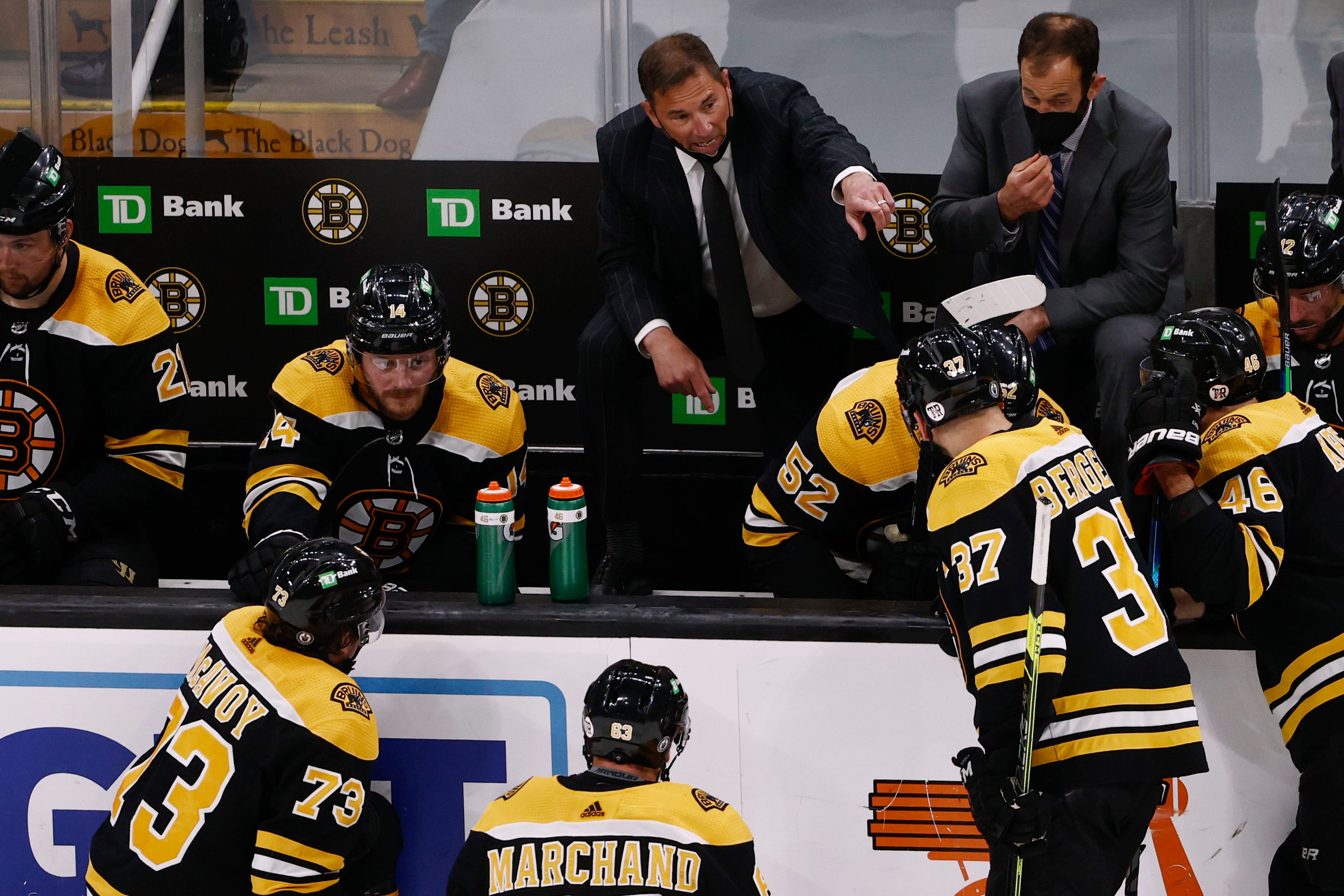 Bruins coach Bruce Cassidy fined $25,000 for ripping refs, calling Islanders 'New York Saints'