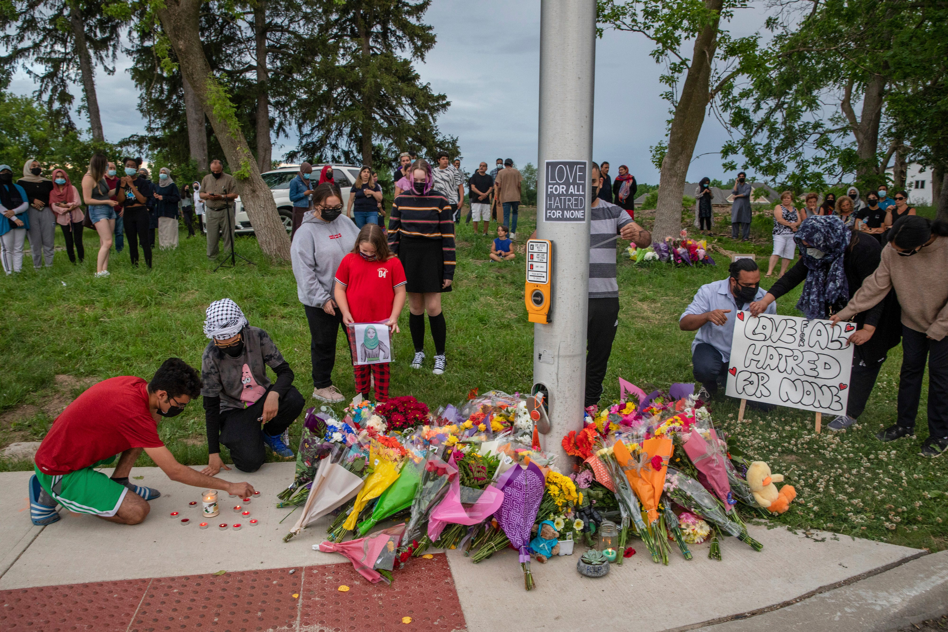Mass murder : Muslim family targeted, killed in attack motivated by hate, Canadian police say
