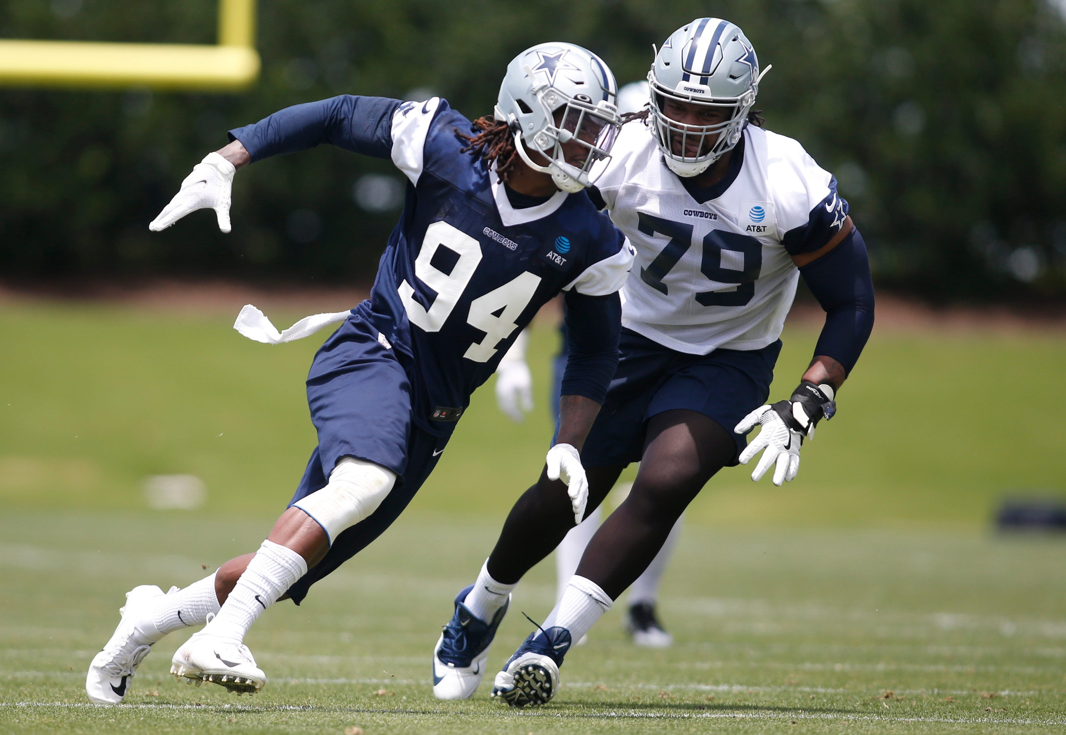 Dallas Cowboys DE Randy Gregory gives mental health update as he chases 2021 breakout