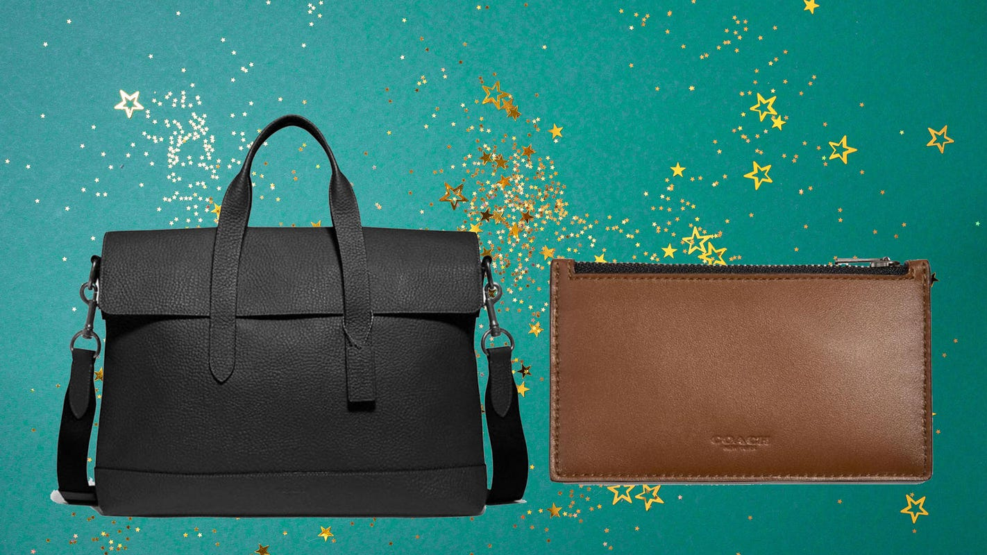 Coach Outlet is celebrating Father's Day 2021 with up to 74% off gifts for dad—shop our top picks