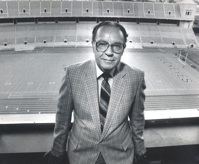 Marv Homan in 1987