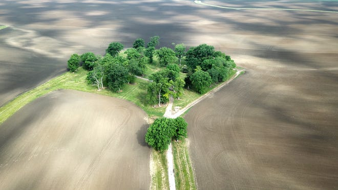 Ohio regulators approved two solar projects this week. Another company, Savion, has an option to develop a project in Madison County on land owned by Bill Gates, shown here.