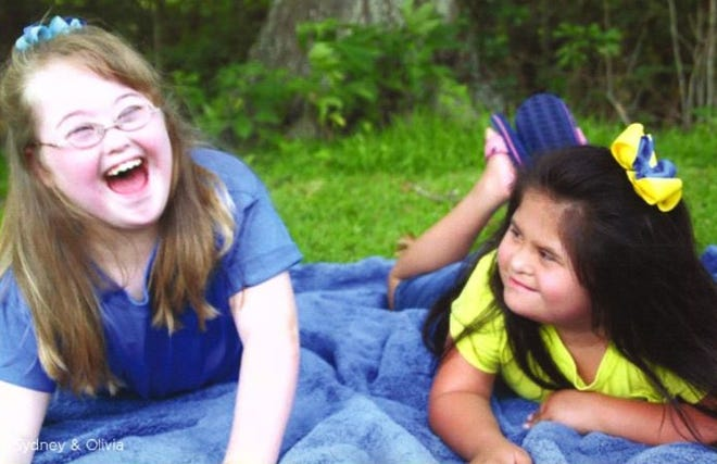 Blessed by Downs seeks to empower individuals born with Down syndrome in our local community.