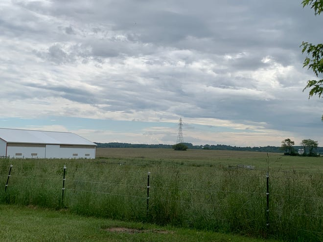 Wayne County has leased land along Secrest Road to Light Reign Stables, Smithvill.