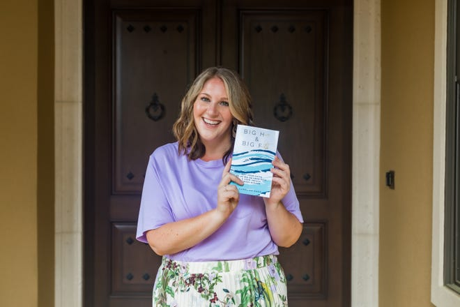Caroline Hare's book talks about mentoring to the next generation.