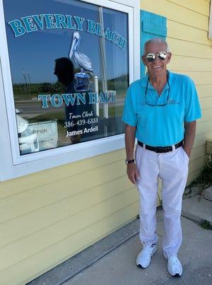 Beverly Beach Mayor Stephen Emmett