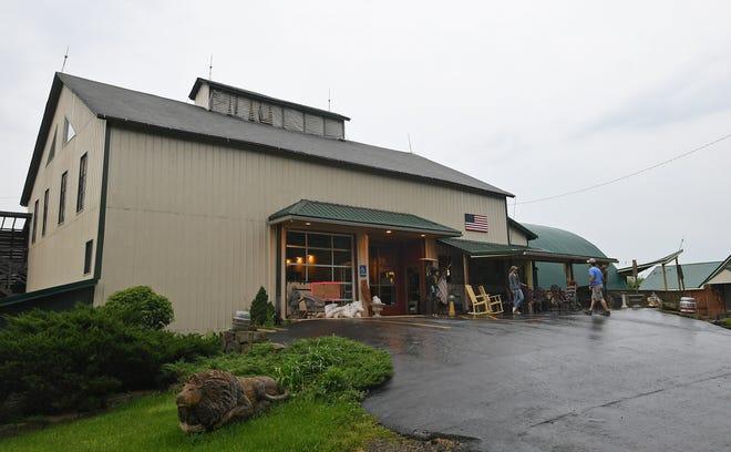 Sprague Farm & Brew Works in Cambridge Township, Crawford County.
