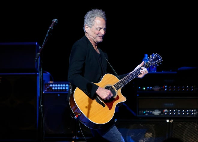 Lindsey Buckingham comes to the Ponte Vedra Concert Hall in September.