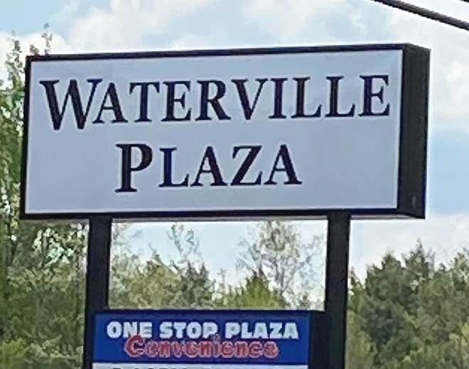 The section of Waterville in Winchendon is still denoted in signage within the town.