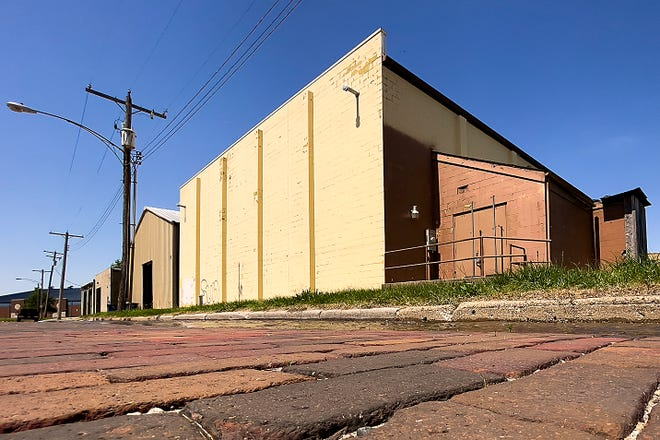 The building that formerly housed the Carver Center is located at 424 S. Depot St.