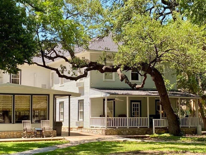 Glen Rose's historic Inn on the River, 205 SW Barnard St., will be hosting an anniversary celebration from noon to 11 p.m. on Saturday.