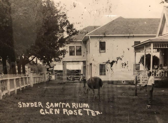Prior to being the Inn on the River, the building was part of the Snyder 'drugless'Sanitarium (today's world it would be called a wellness spa).