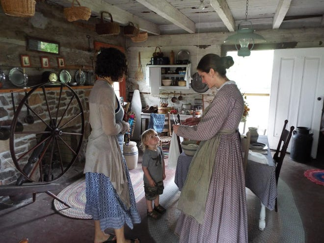 Frontier Village will celebrate 50 years of nonprofit stewardship with Frontier Days demonstrations at Loy Park where folks will dress up like the 1800s and show what life was like before modern conveniences took over.