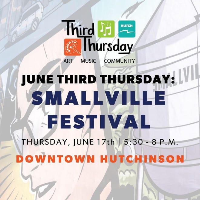 Smallville Festival at Third Thursday