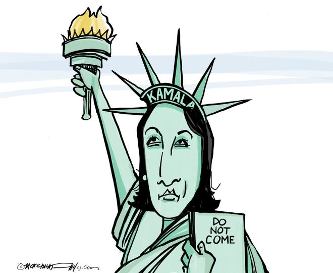 Today's editorial cartoon (June 10, 2021)