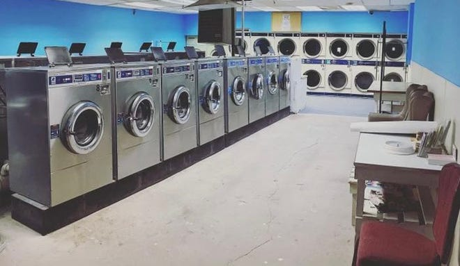 Double Bubble Laundry in Las Animas sees customers from all over the Valley