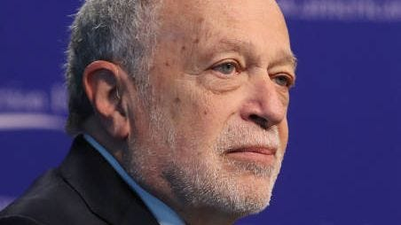 Former U.S. Labor Secretary Robert Reich participates in a discussion at the Center for American Progress Action Fund on March 5, 2019, in Washington, D.C.