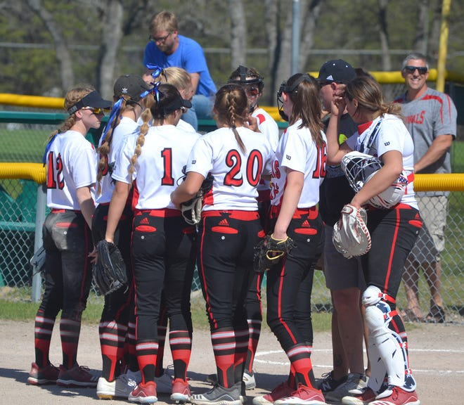 The Johannesburg-Lewiston varsity softball team saw its season come to a close in a 5-1 loss to Hillman in a Division 4 district final in Joburg on Saturday, June 5. Despite the defeat, the Cardinals had a terrific season that included a 26-6 overall record and a first Ski Valley Conference championship since 1982.