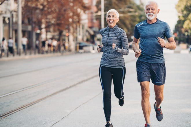Regular exercise is a must for seniors' health.
