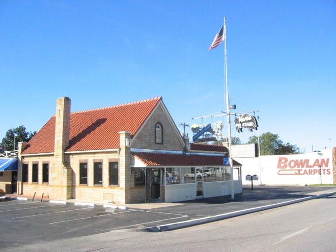 Van's Pig Stand on East Highland in Shawnee.