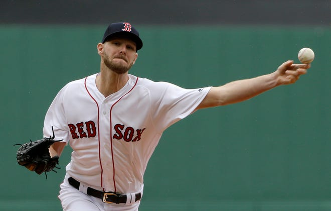 Boston Red Sox's Chris Sale said he's willing to go the bullpen to help the Red Sox in 2021.