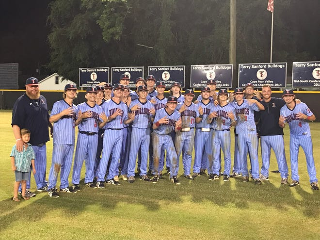For the eighth time since 2012, the Terry Sanford baseball team has claimed a regular-season conference championship.