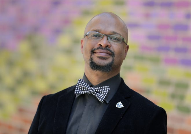 Timber Smith, Appleton's new diversity, equity and inclusion coordinator, brings no preplanned agenda to his role.