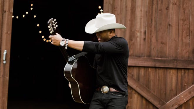 Country music singer Coffey Anderson visits Brevard for a free concert Friday, June 18, at Trinity Wellsprings Church in Satellite Beach. Photo---