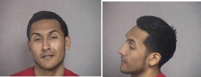 Mugshot of Kristian Garcia, 24.