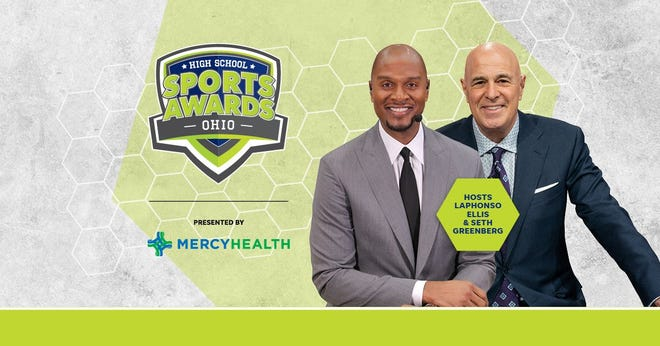 ESPN college basketball analysts LaPhonso Ellis and Seth Greenberg will handle emcee duties during the Ohio High School Sports Awards show.
