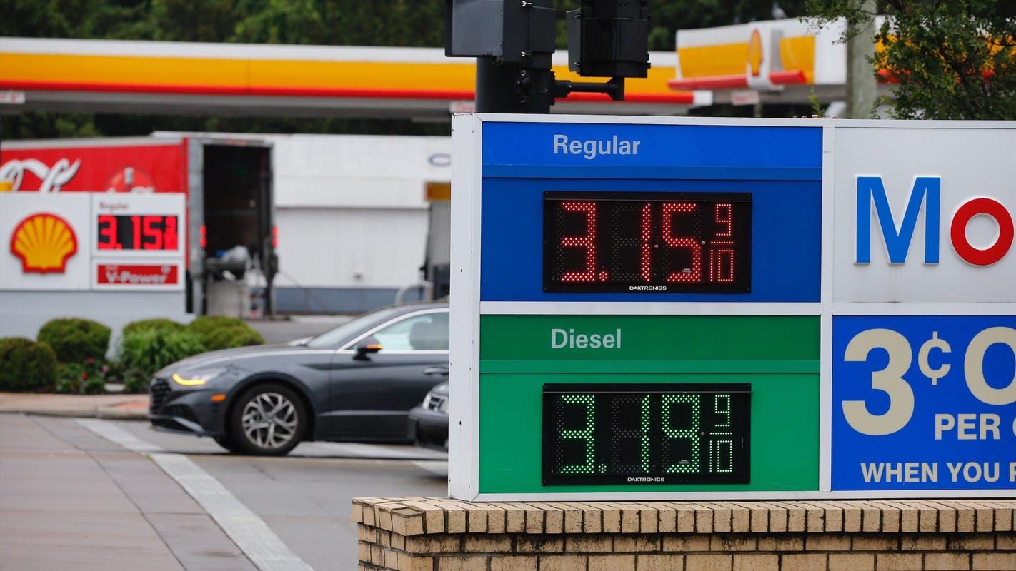 Gas prices up nearly a quarter this month in Cincinnati. Here's why they could keep rising