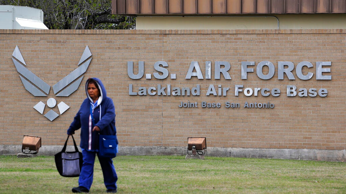 San Antonio base locked down for hour after gunfire reported 3